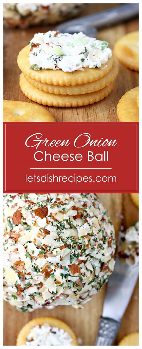 Green Onion Cheese Ball