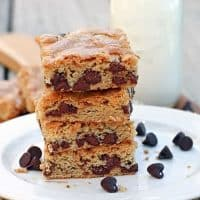 Pantry Blondies