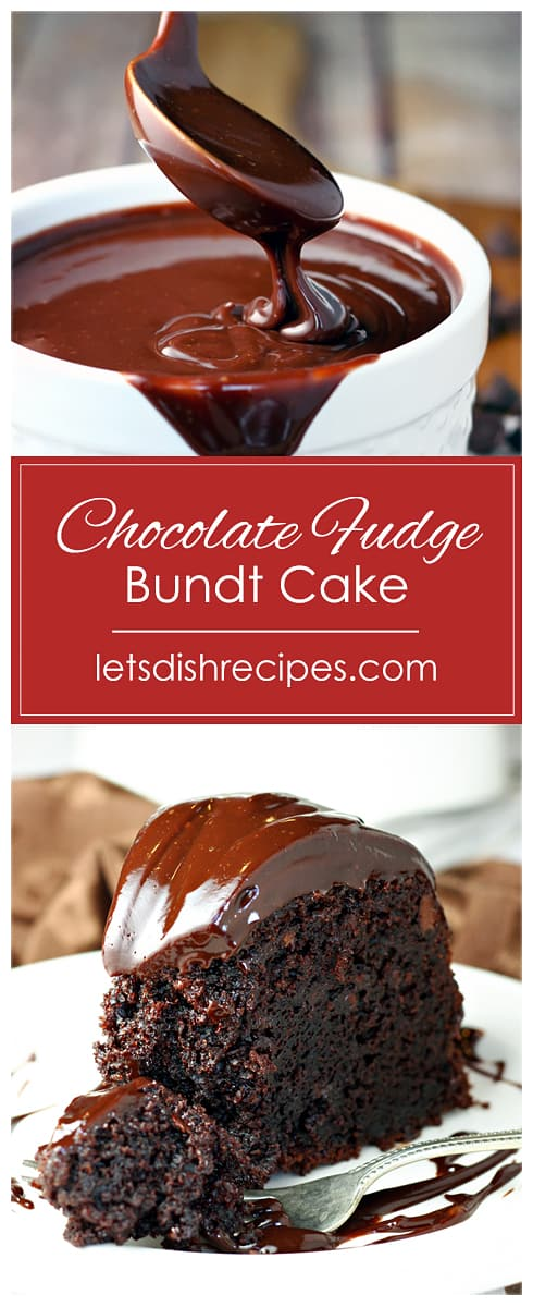 Ultimate Chocolate Fudge Bundt Cake
