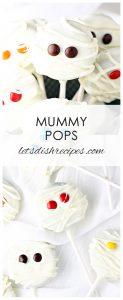 Mummy Pops