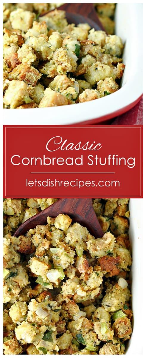 Classic Cornbread Stuffing