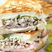 Cuban Sandwiches (Slow Cooker)