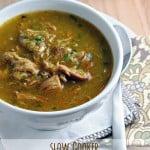 Slow Cooker Pork Chili Verde
