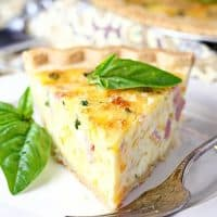 Make Ahead Quiche
