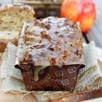 Apple Pecan Praline Bread