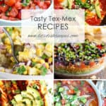 Tasty Tex-Mex Inspired Recipes