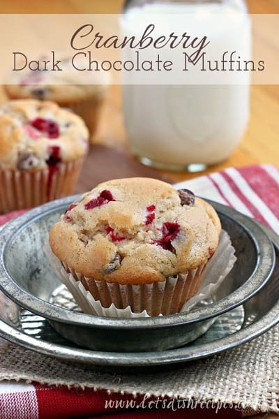 cranberry-chocolate-muffins