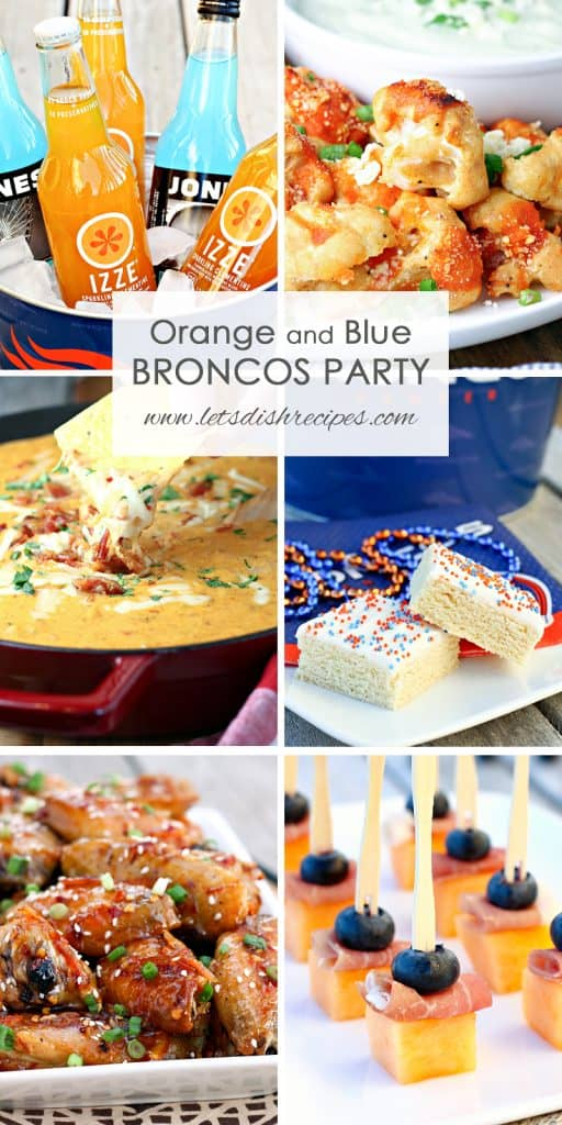 Broncos-Party-Menu