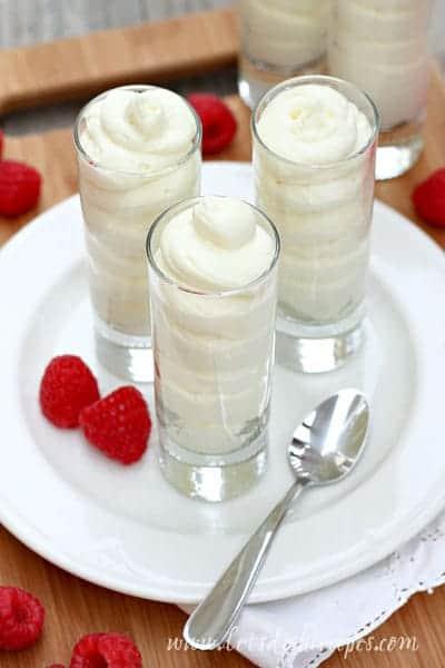 Lemon Cheesecake Mousse Let S Dish Recipes