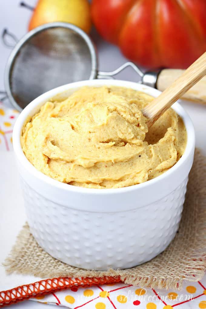 Whipped Pumpkin Butter