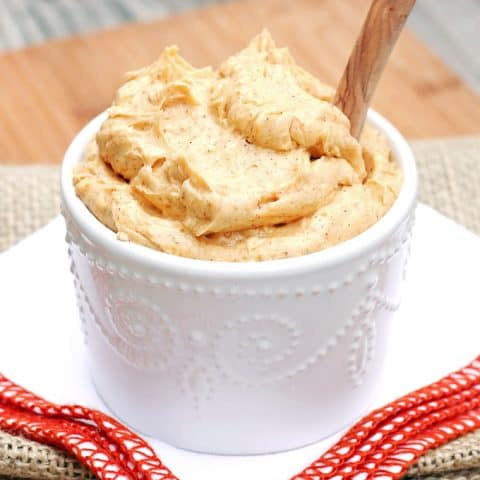 Whipped Pumpkin Butter