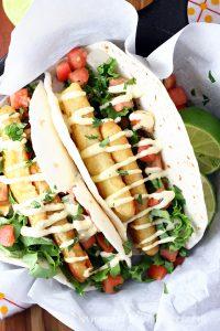 Quick Fish Tacos