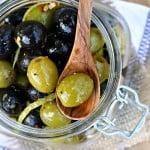 Easy Marinated Olives