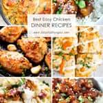 Best Easy Chicken Dinner Recipes