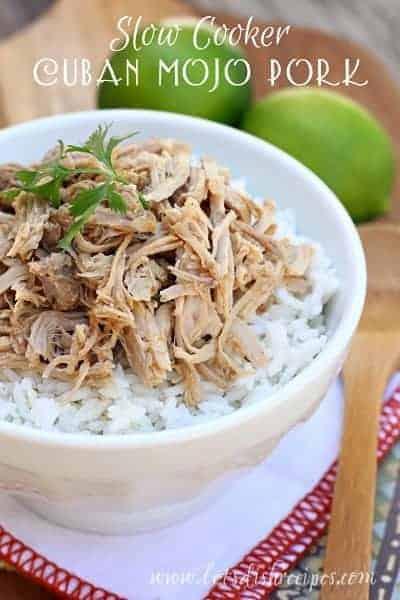 Slow Cooker Cuban Mojo Pork
