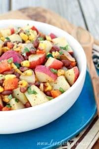 Southwest Potato Salad