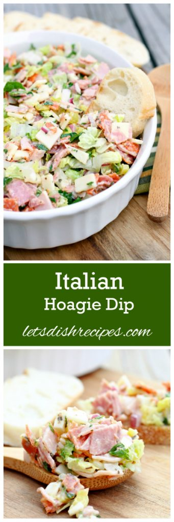 Italian Hoagie Dip