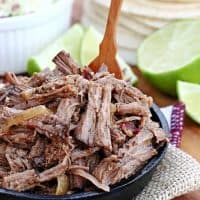 Slow Cooker Chipotle Beef