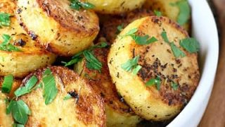 Melt in Your Mouth Potatoes