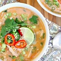 Thai Pork Ramen