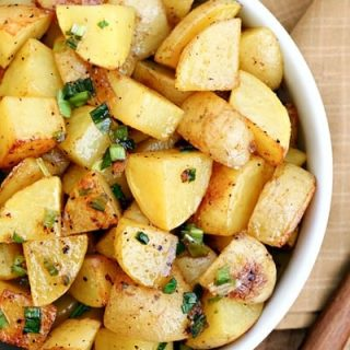 Browned Butter Roasted Potatoes