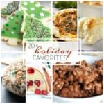 Twenty Plus Favorite Holiday Recipes