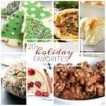 Twenty Plus Favorite Holiday Recipes