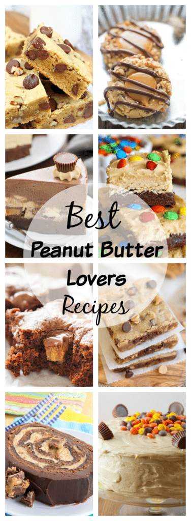 Peanut Butter Lover's Recipes