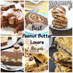 Peanut Butter Lover's Recipes