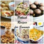 Favorite Potluck Recipes