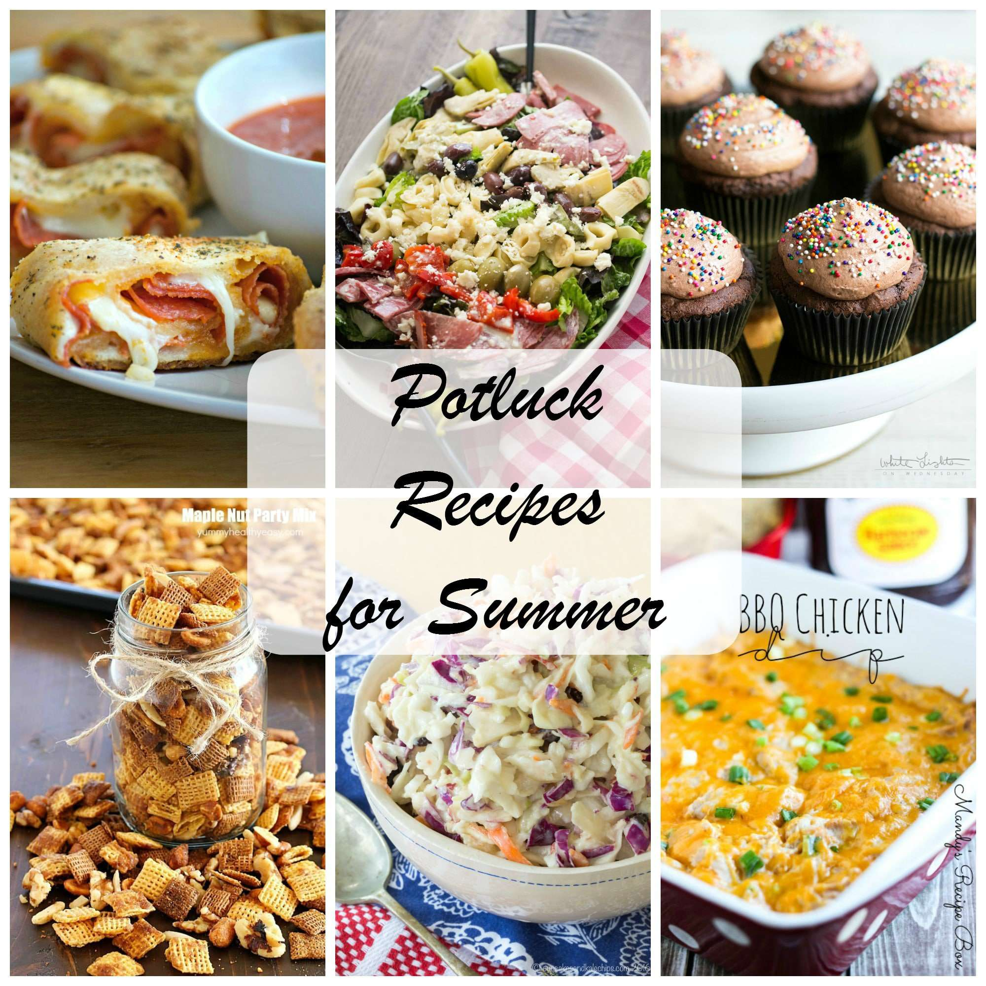 favorite potluck recipes | let's dish recipes