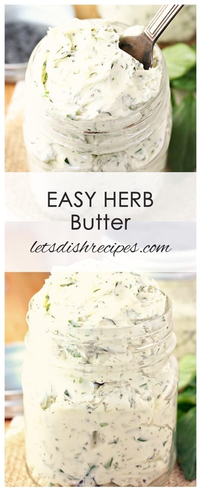 Easy Herb Butter