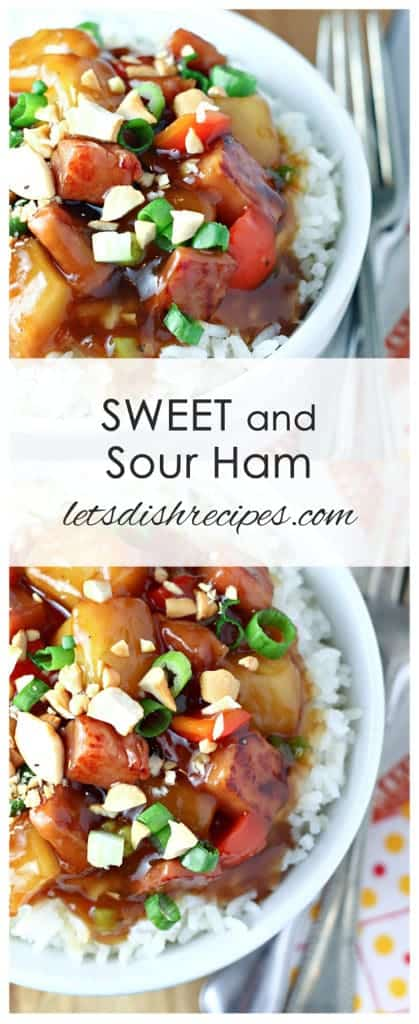 Sweet and Sour Ham