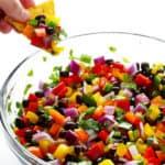 Rainbow Salsa
