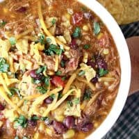 Slow Cooker Southwest Pork Stew