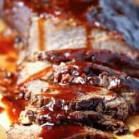 Best Slow Cooker Barbecue Beef Brisket