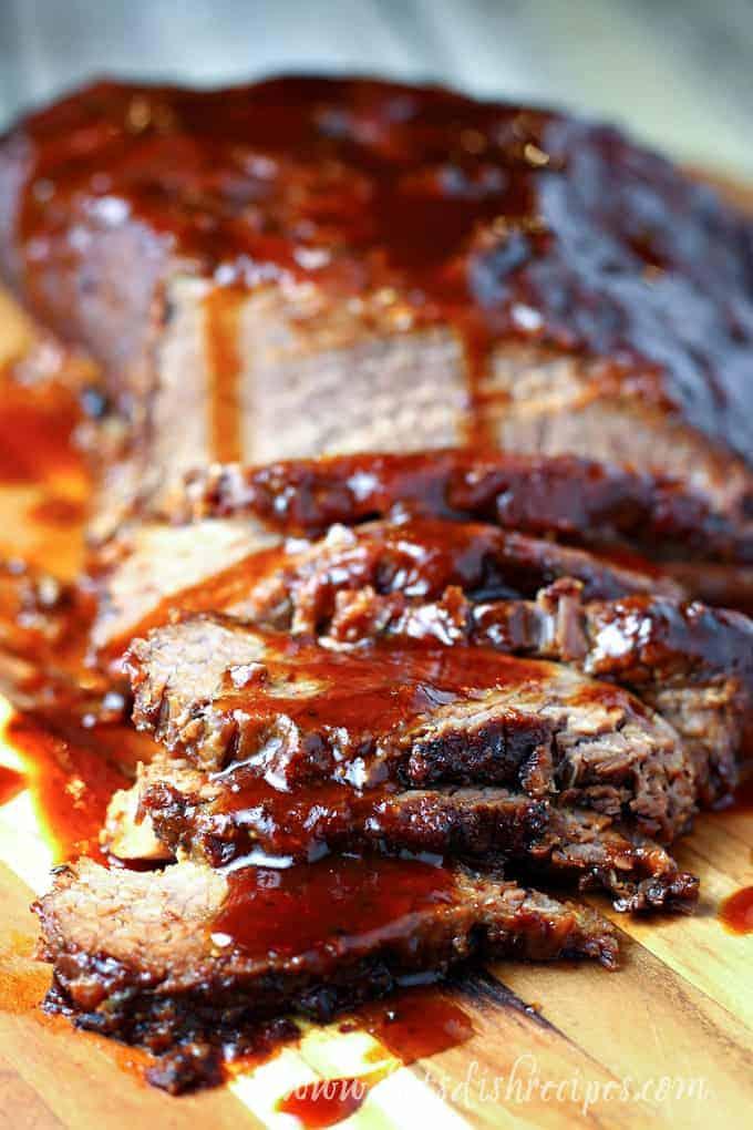Best Slow Cooker Barbecue Beef Brisket