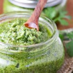 Easy Cilantro Pesto
