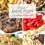 Easy Meal Plan 9