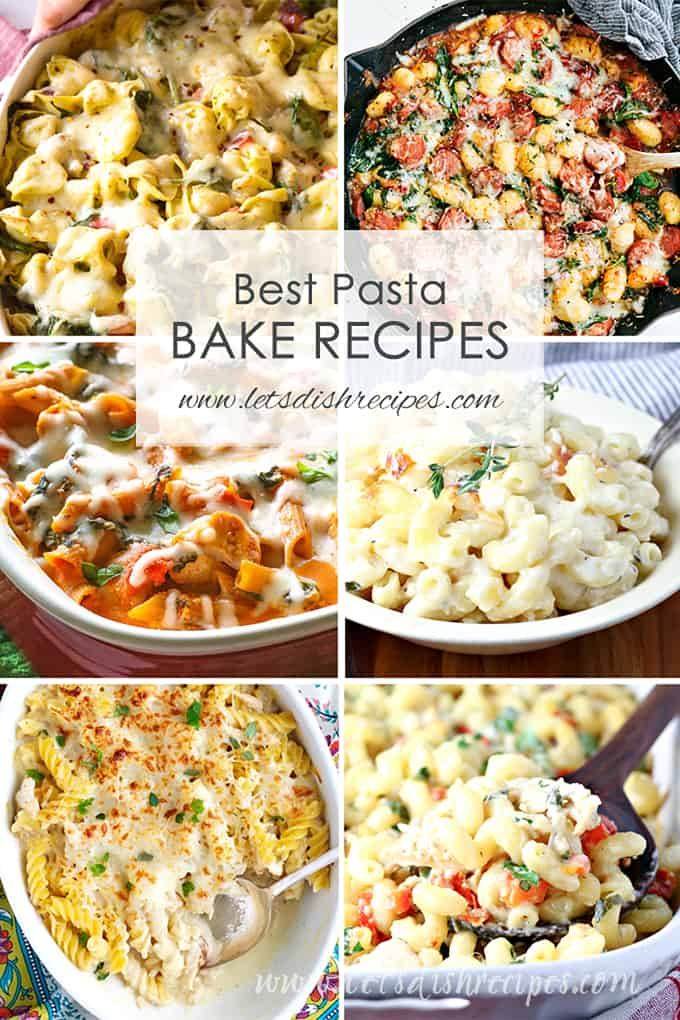 Best Pasta Bake Recipes