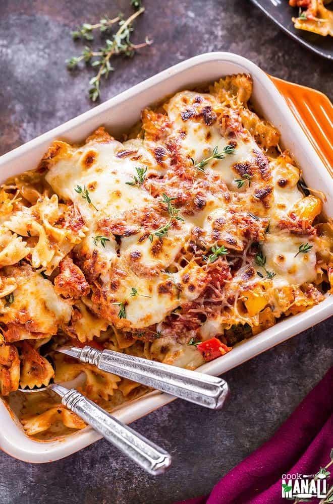 Best Pasta Bake Recipes Let S Dish Recipes