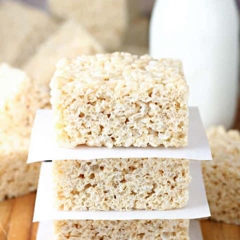 Best Bake Sale Rice Krispies Treats
