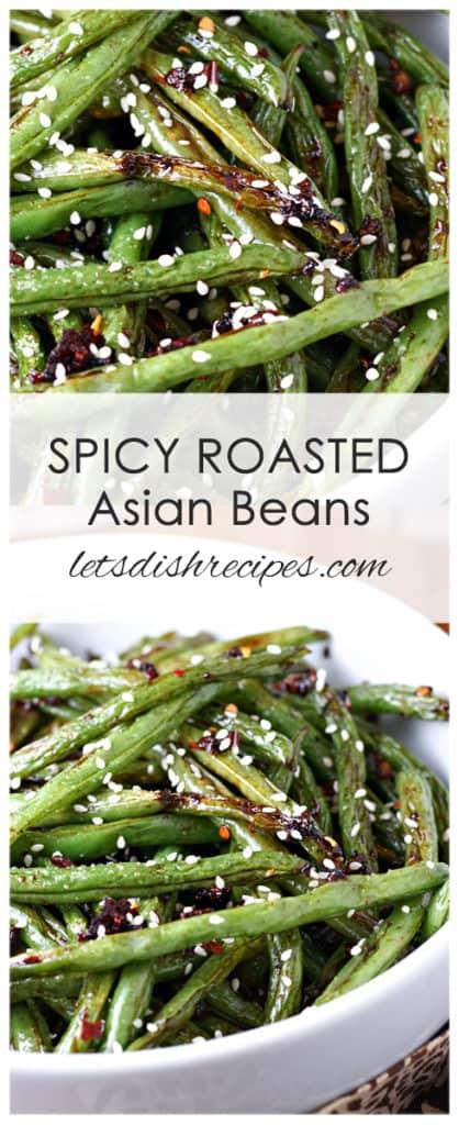 green bean recipe asian Steamed