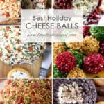 Holiday Cheese Ball Recipes