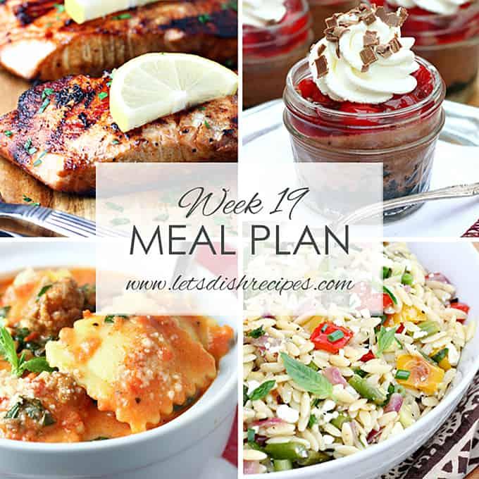 Meal Plan 19