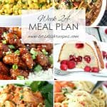 Easy Meal Plan 24