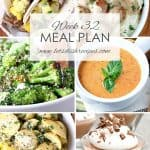 Easy Meal Plan 32