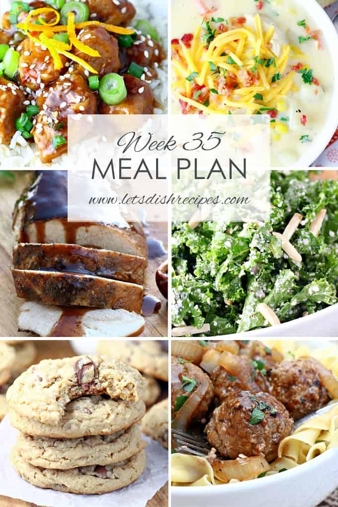 Meal Plan 35