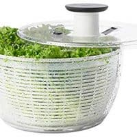 OXO Good Grips Salad Spinner, Medium, Clear