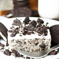 Cookies and Cream Sheet Cake